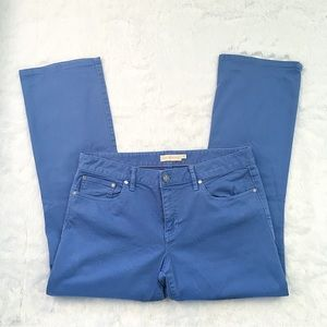 Like New Tory Burch Cornflower Blue Pants